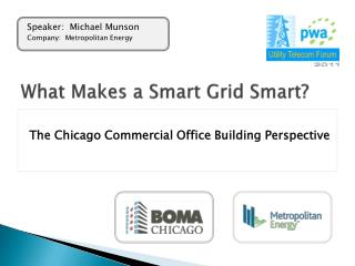 What Makes a Smart Grid Smart?