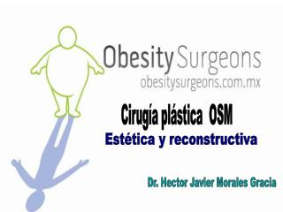Cirugía plástica  OSM