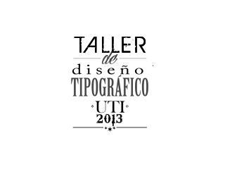 TIPOGRAF �A