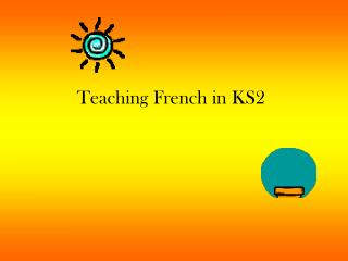 Teaching French in KS2