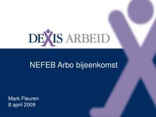 NEFEB Arbo bijeenkomst