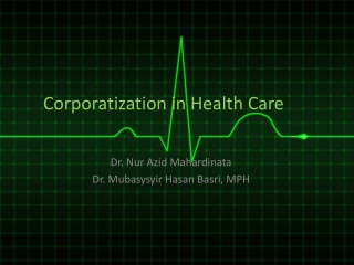 The Physician-Pharmaceutical Company Relationship