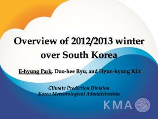 E-hyung Park , Doo-hee Ryu , and Hyun-kyung Kim