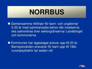 NORRBUS