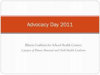 Advocacy Day 2011