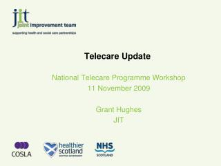 Telecare Update