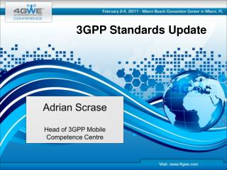 3GPP Standards Update