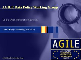 AGILE Data Policy Working Group