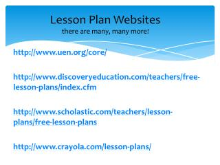 uen/core/ discoveryeducation/teachers/free-lesson-plans/index.cfm