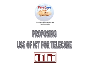 Telecare LIN Telecare and Telehealth   How can they help ...