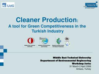 Cleaner Production : A tool for Green Competitiveness in the  Turkish Industry