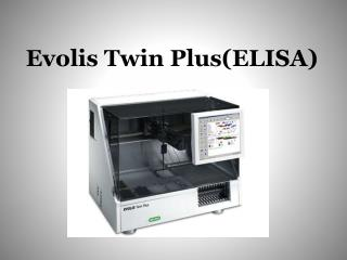 Evolis T win Plus(ELISA)