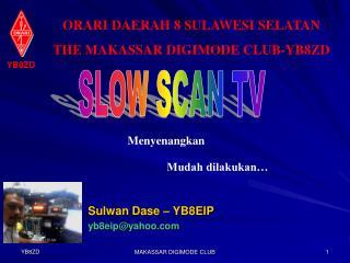 Sulwan Dase – YB8EIP yb8eip@yahoo