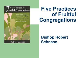 Five Practices of Fruitful  Congregations