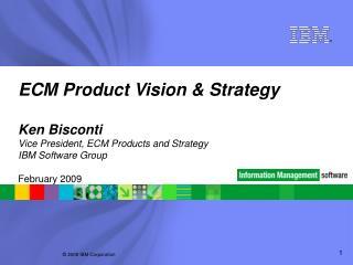 Enterprise Content A Growing Strategic Asset
