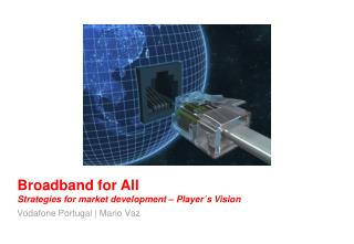 Vodafone Portugal | Mario Vaz