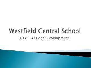 Westfield Central School