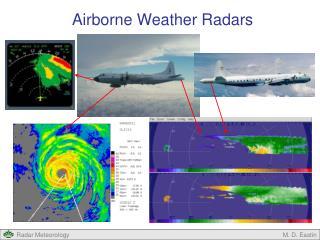 Airborne Weather Radars