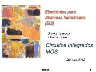 Electrónica para Sistemas Industriales (EIS)