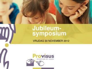 Jubileum- symposium
