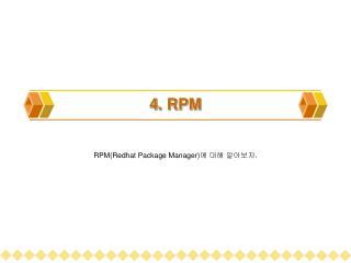 4. RPM