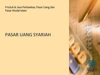 PASAR UANG SYARIAH