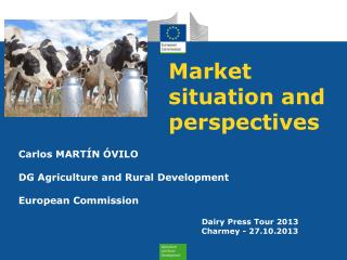 Market situation and perspectives