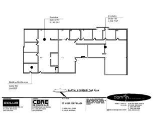 Available Suite 480 4,196 RSF