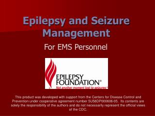 Epilepsy and Seizure Management