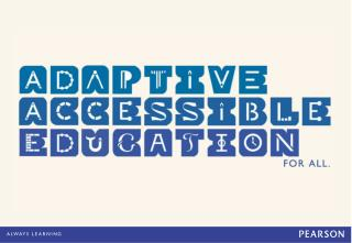 Creating Accessible Educational Web Media