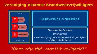Regiovorming in Nederland