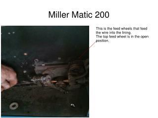 Miller Matic 200