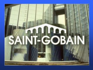 SAINT-GOBAIN 1999 Profile