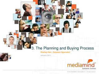 3. The Planning and Buying Process