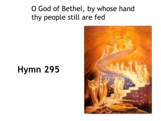 O God of Bethel, by whose hand  thy people still are fed