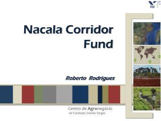 Centro de  Agro negócio  da Fundação Getúlio Vargas