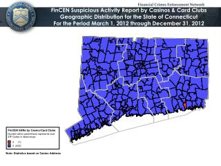 FinCEN Suspicious Activity Report by Casinos & Card Clubs