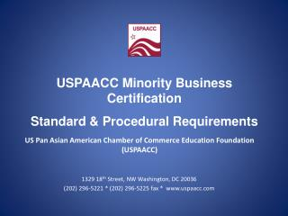 US Pan Asian American Chamber of Commerce Education Foundation (USPAACC)