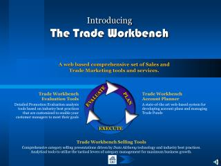 Introducing The Trade Workbench
