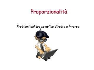Proporzionalità
