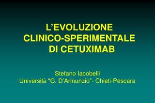 """Stefano Iacobelli Università """"G. D'Annunzio""""- Chieti-Pescara"""