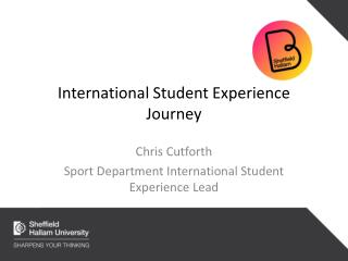 International Student Experience Journey