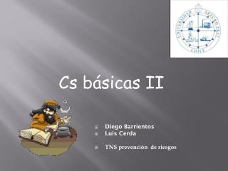 Cs básicas II