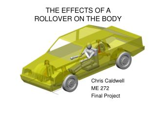 THE EFFECTS OF A  ROLLOVER ON THE BODY
