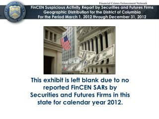 FinCEN Suspicious Activity Report by Securities and Futures Firms