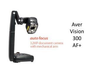 Aver Vision 300  AF+