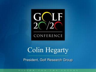 Colin Hegarty