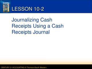 LESSON 10-2
