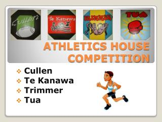 ATHLETICS HOUSE COMPETITION