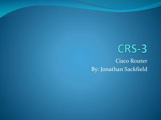 CRS-3